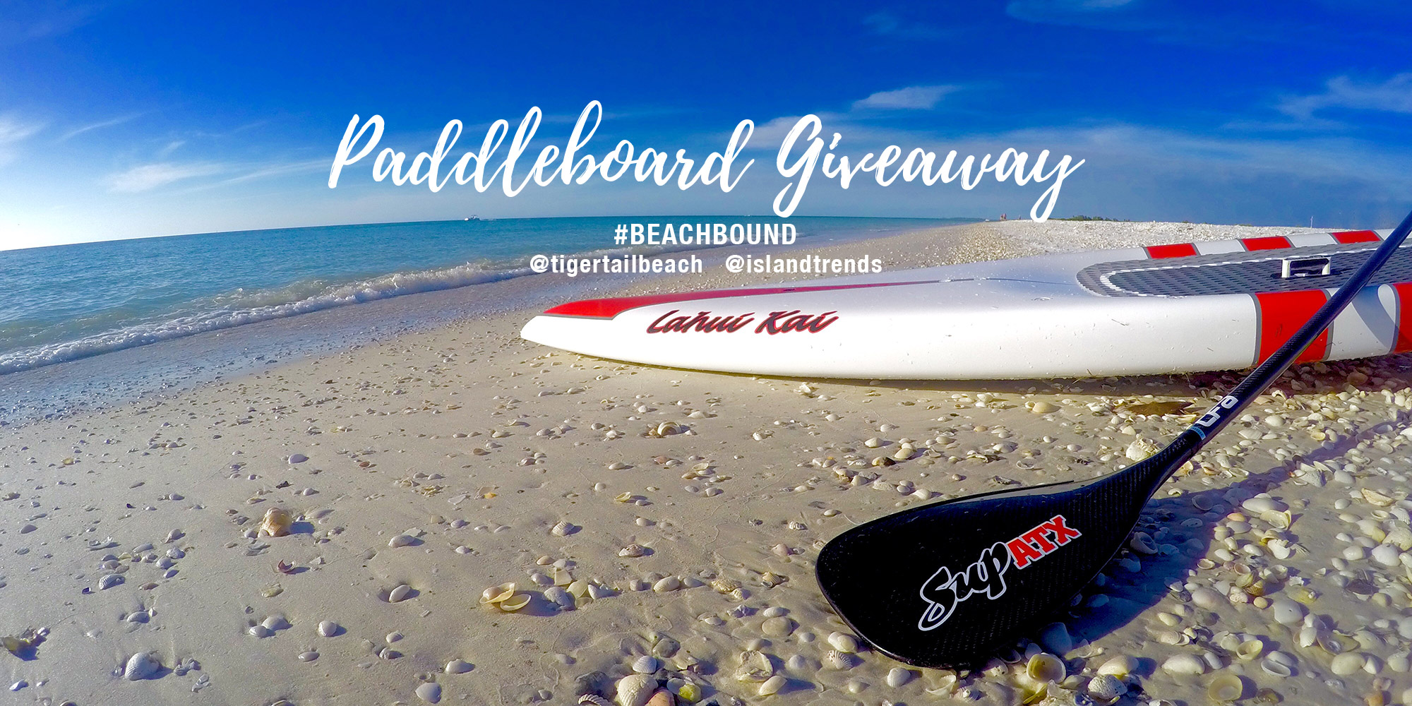 Marco Island Paddleboard Giveaway